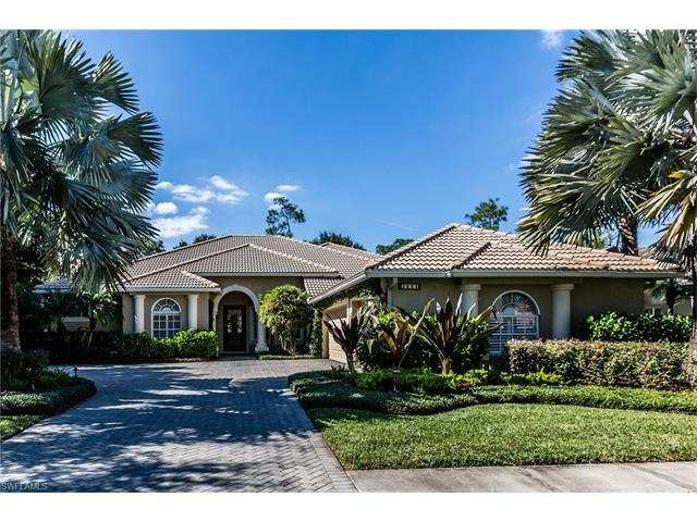Cedar Hammock, Naples, Florida Real Estate