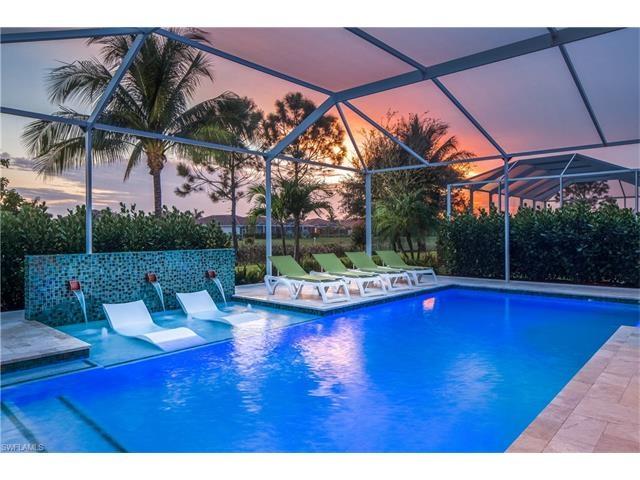 Reflection Lakes, Naples, Florida Real Estate