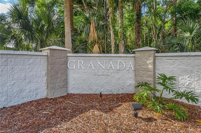Granada Lakes Villas, Naples, Florida Real Estate