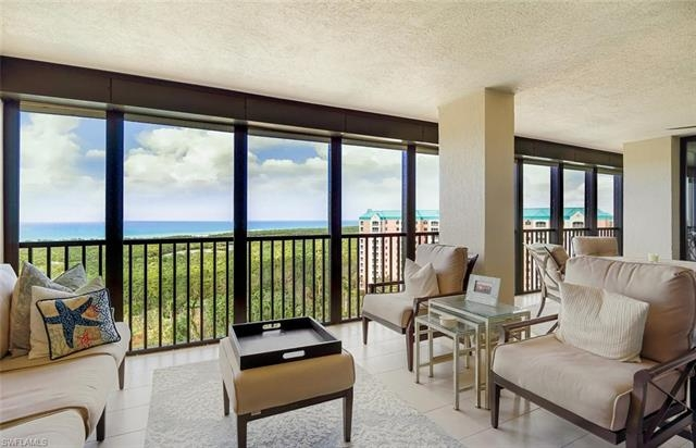Offered Furnished From Clive Daniels And Bay Design, There Is Nothing To Do  But Move In. This Stunning 12th Floor Unit Overlooking The Gulf Of Mexico  Was ...