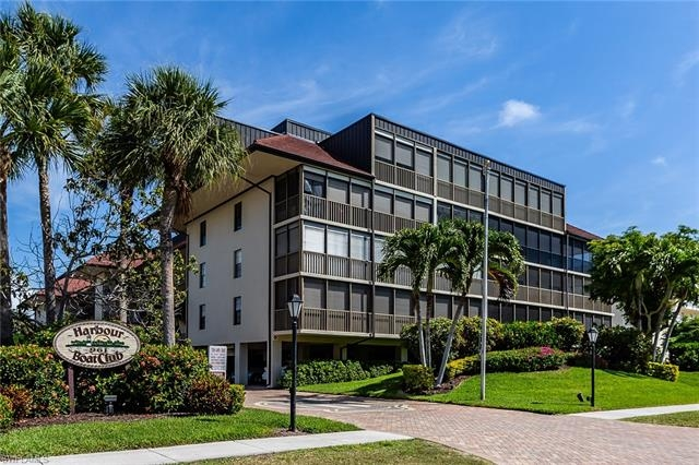 Harbour Boat Club, Marco Island, Florida Real Estate