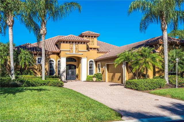 Vasari Country Club, Bonita Springs, Florida Real Estate