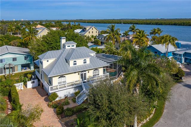 Matanzas Pointe, Fort Myers Beach, Florida Real Estate