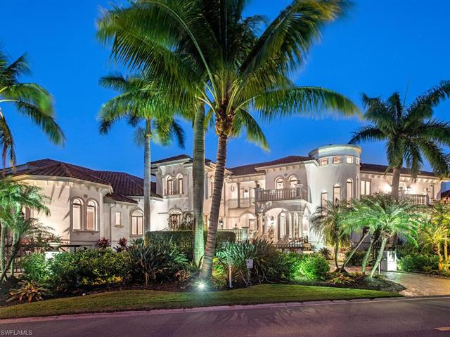 Aqualane Shores, Naples, Florida Real Estate