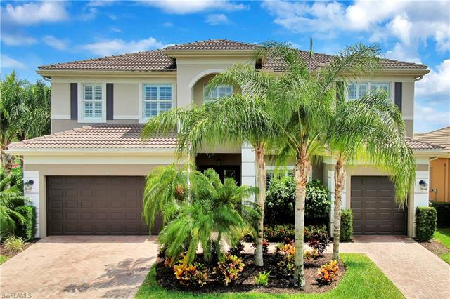 Marbella Lakes, Naples, Florida Real Estate