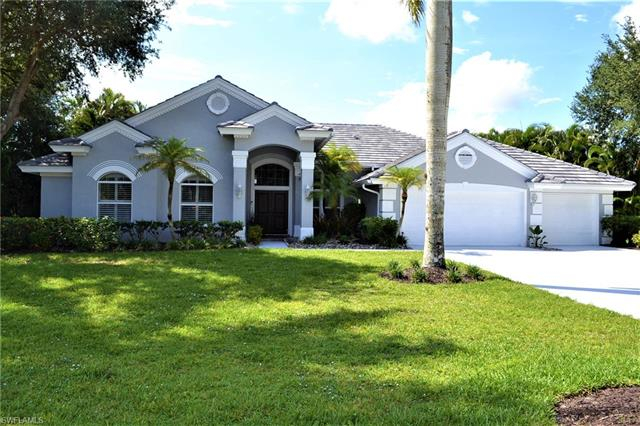 Longshore Lake, Naples, Florida Real Estate