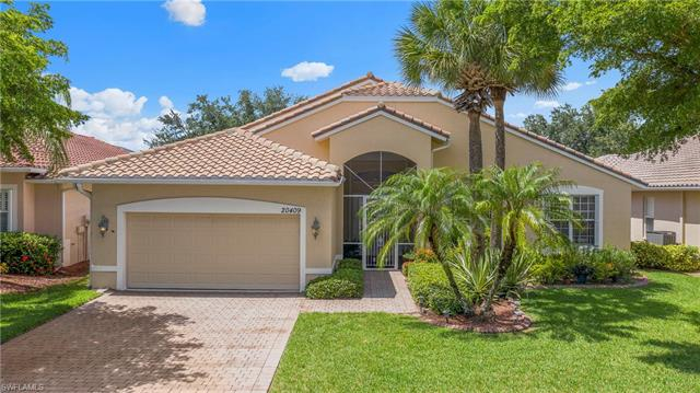 Cascades At Estero, Estero, Florida Real Estate