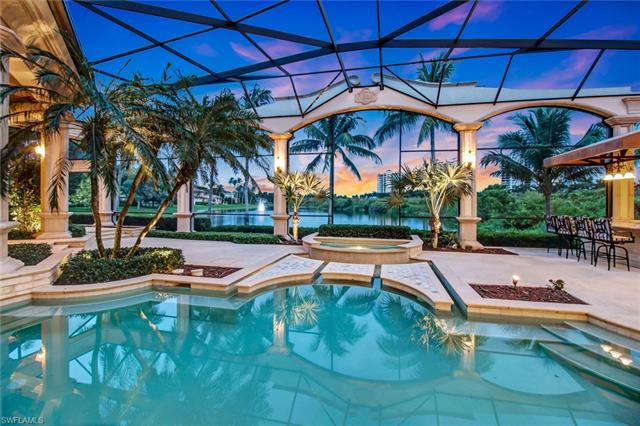 Pelican Bay, Naples, Florida Real Estate