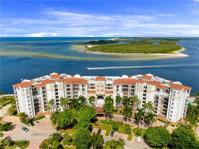Twin Dolphins at La Penin, Marco Island, Florida Real Estate