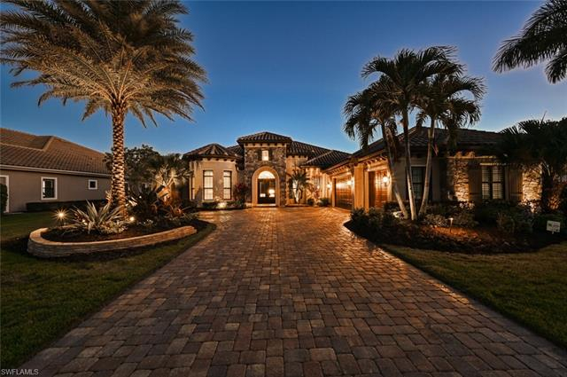 Twin Eagles, Naples, Florida Real Estate