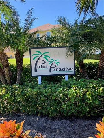 Palm Paradise, Marco Island, Florida Real Estate
