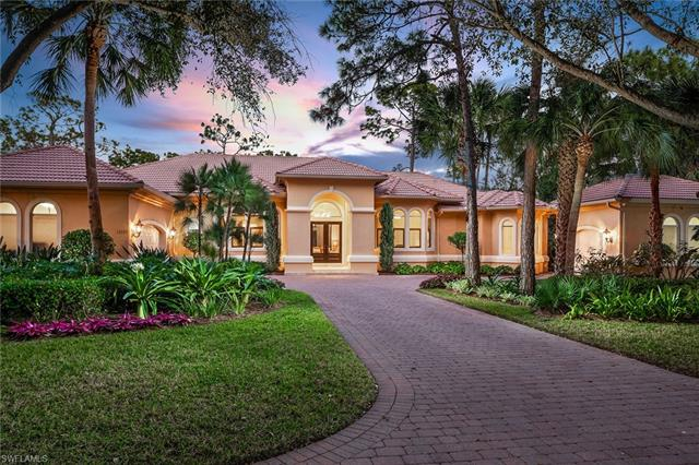 Collier's Reserve, Naples, Florida Real Estate