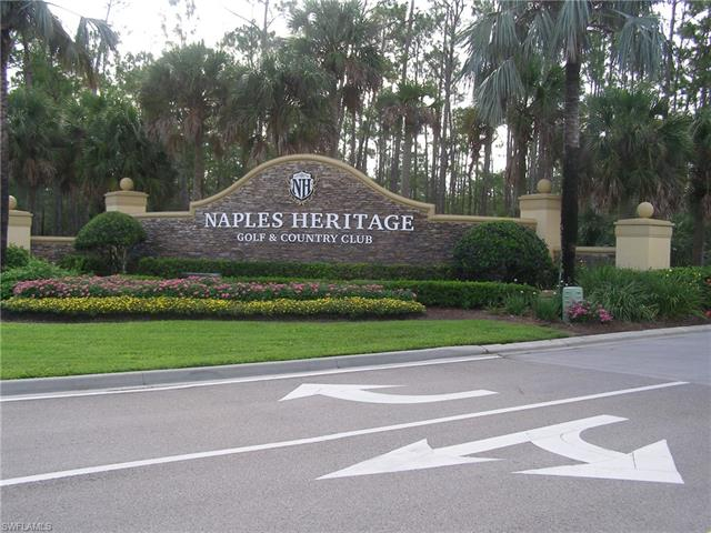 Naples Heritage Golf & Country Club, Naples, Florida Real Estate