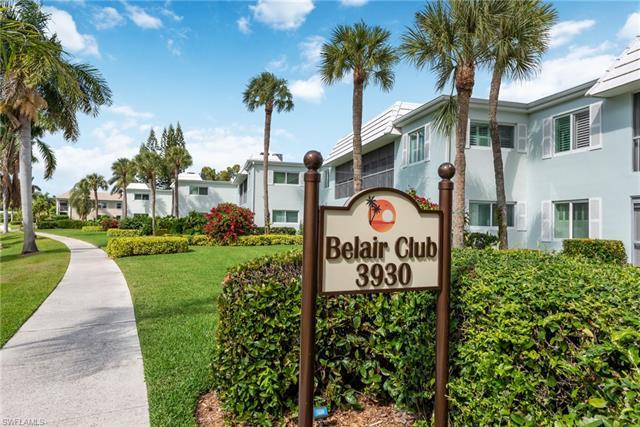 Belair Club at Park Shore, Naples, Florida Real Estate
