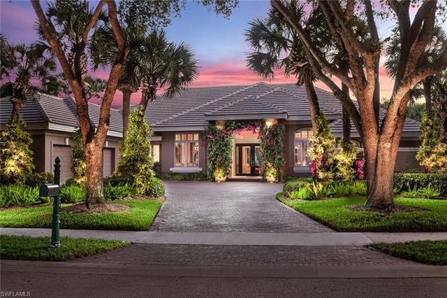 Collier's Reserve, Naples, Florida Real Estate
