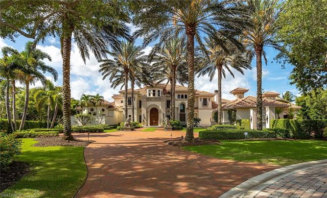 Mediterra, Bonita Springs, Florida Real Estate