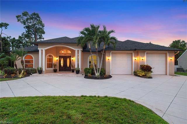 Myrtle Cove Acres, Naples, Florida Real Estate