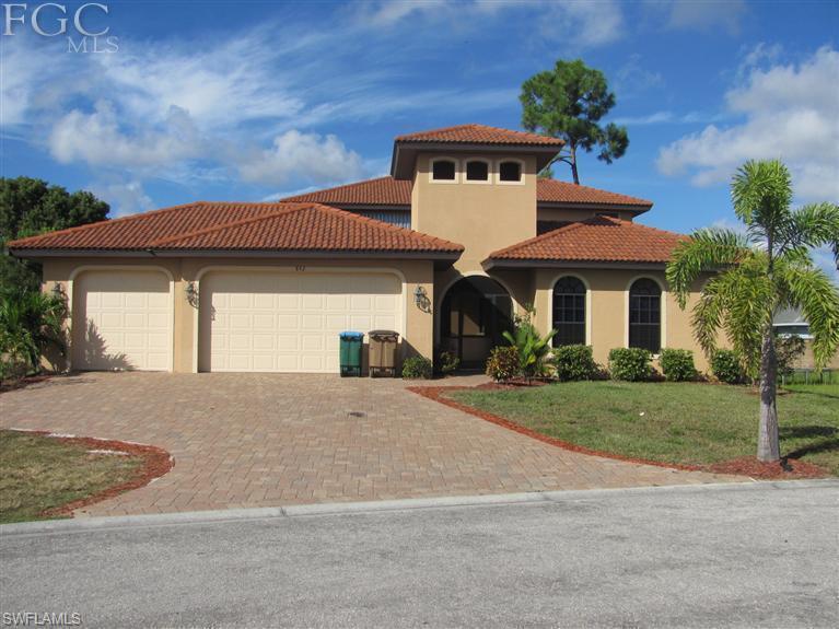 Palmetto Pine Estate, Cape Coral, florida