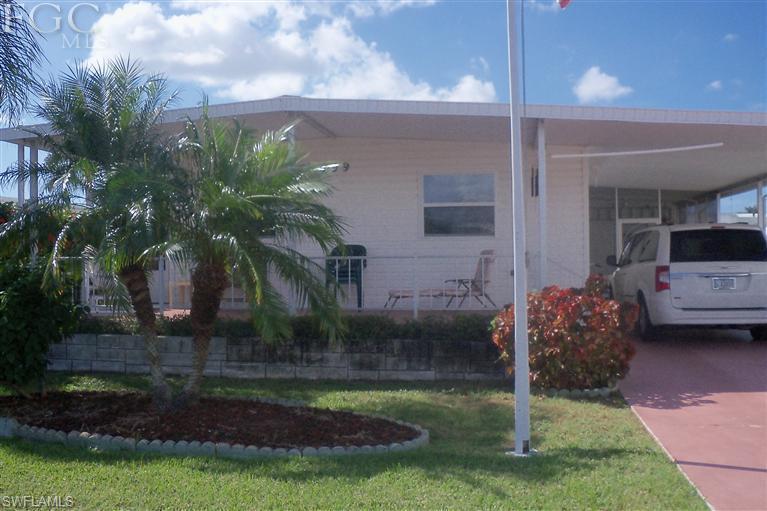 Thunderbird Mobile H, Fort Myers, florida