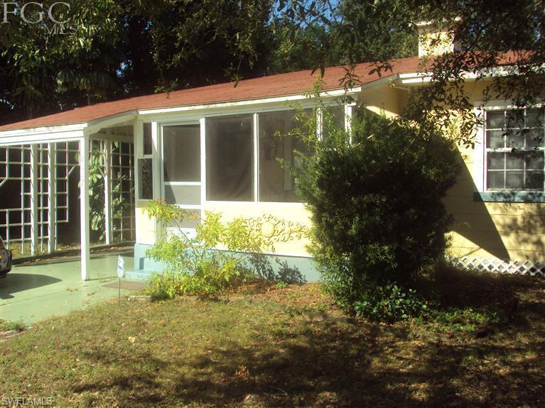 Cranfords Subdivisio, Fort Myers, florida