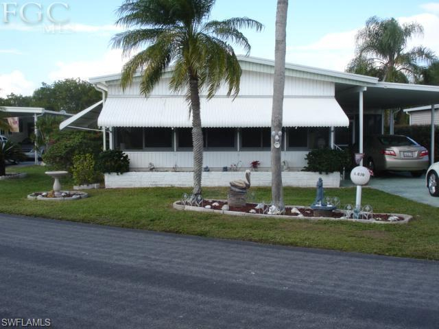 Mcgregor Mobile Mano, Fort Myers, florida