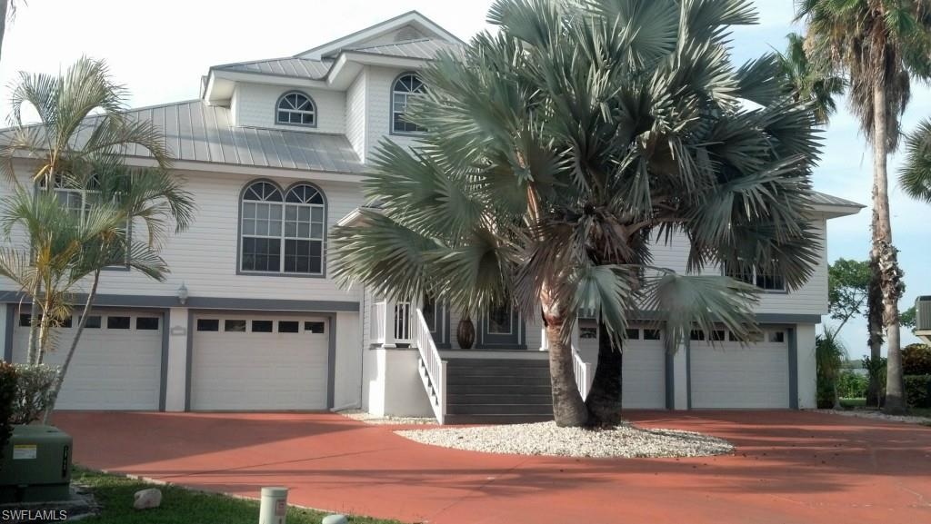 Indian Bayou Subdivision, Fort Myers Beach, Florida Real Estate