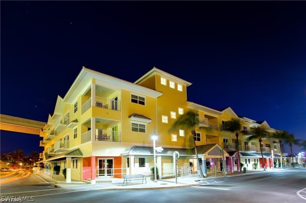 Harbour House, Fort Myers Beach, Florida Real Estate