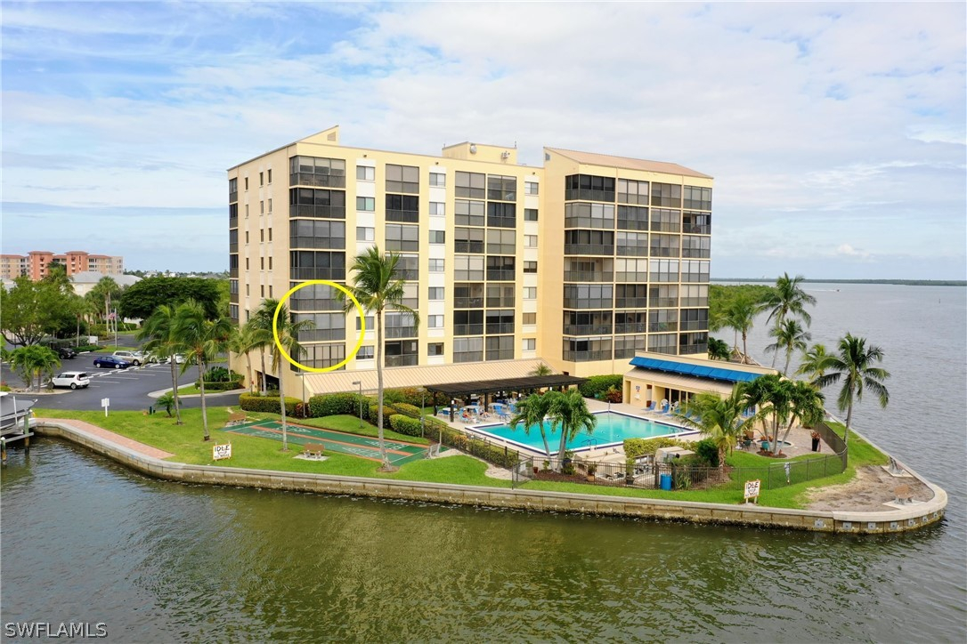 Windward Point Condo, Fort Myers Beach, florida