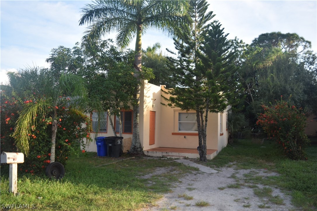 Laniers Subd, Fort Myers, florida