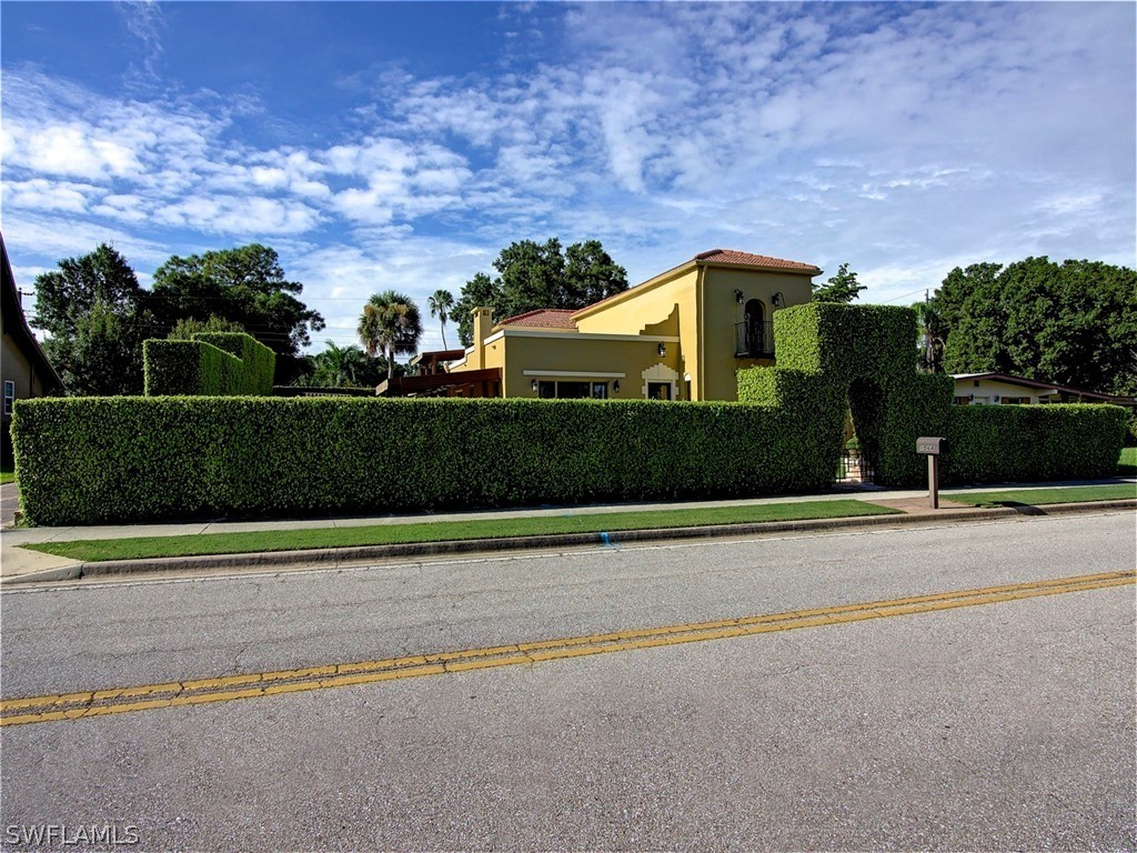 Palmlee Park, Fort Myers, florida