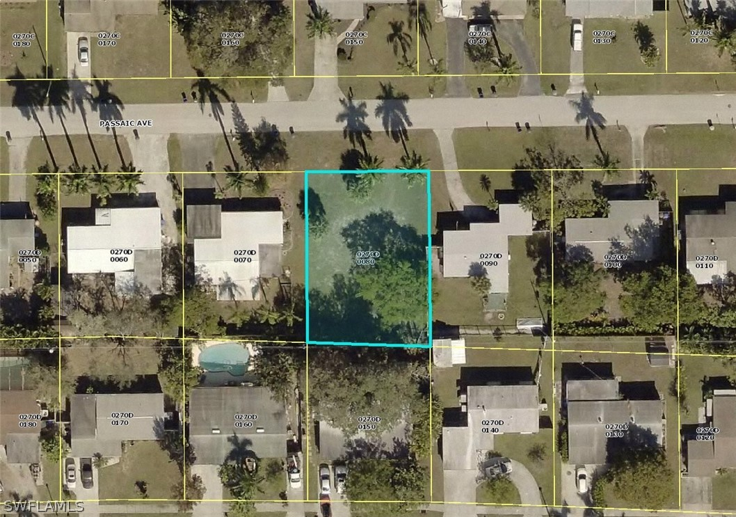 Country Club Homes, Fort Myers, florida