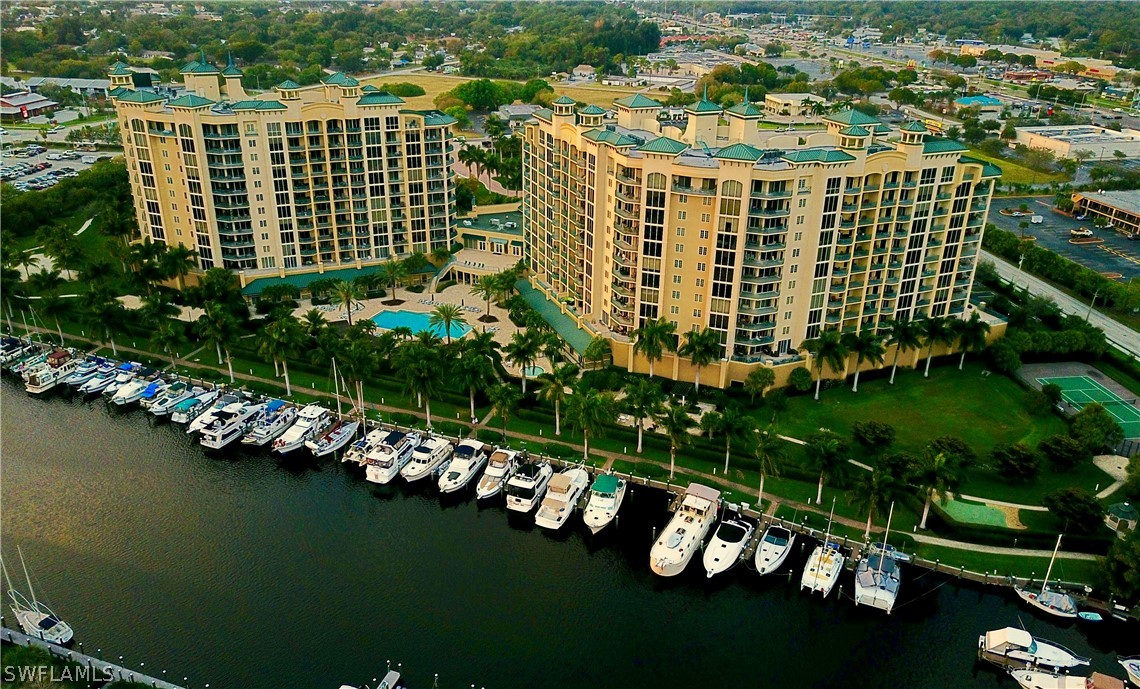 North Star Yacht Club, Fort Myers, Florida Real Estate