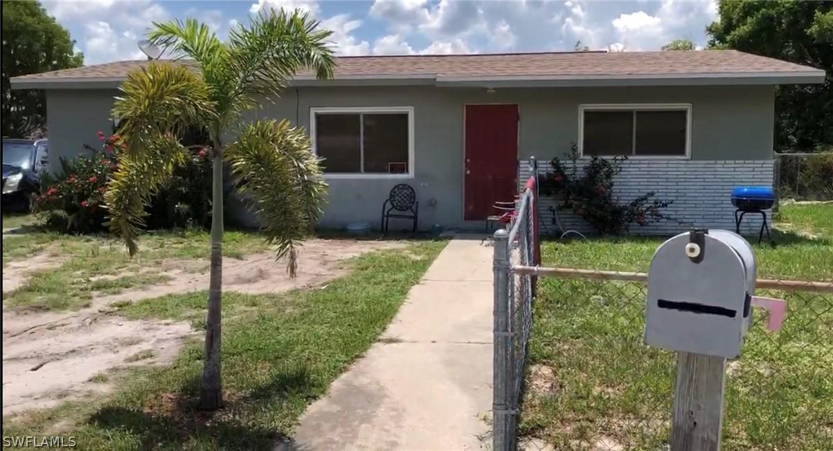 Sabal Palm Gardens, Fort Myers, florida