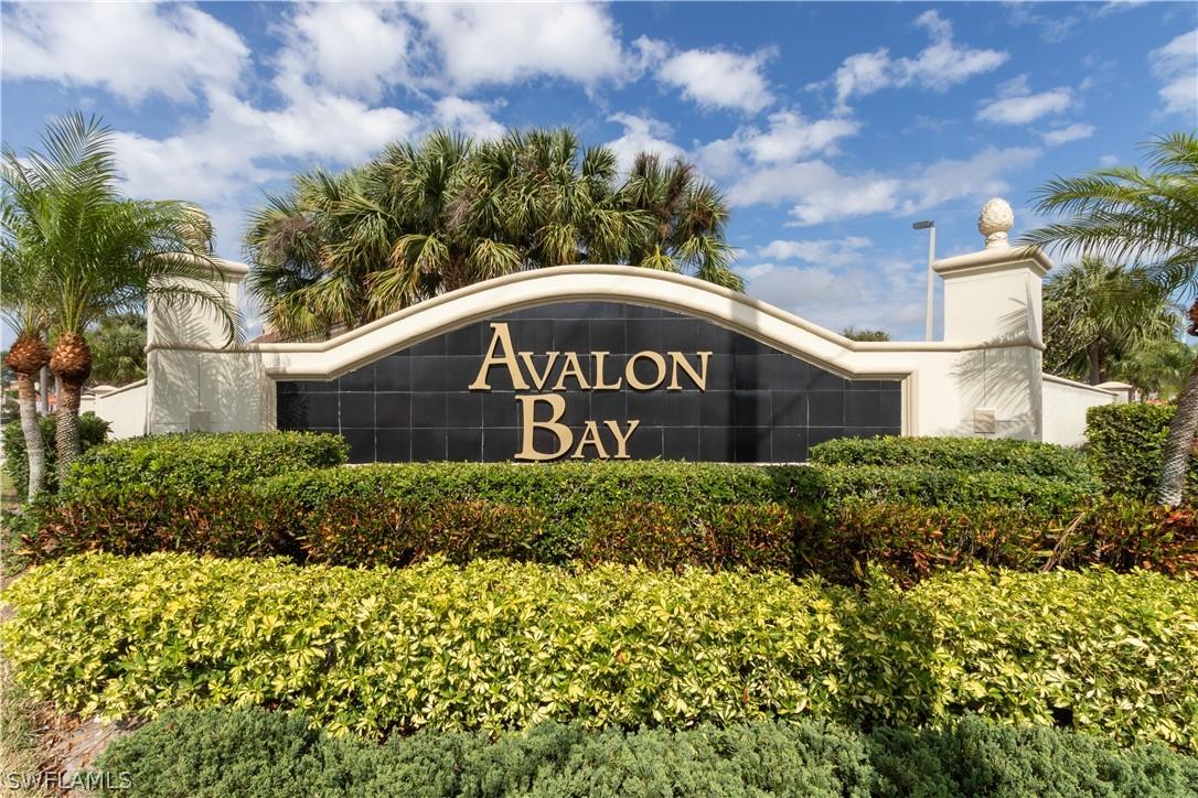 Avalon Bay, Fort Myers, Florida Real Estate