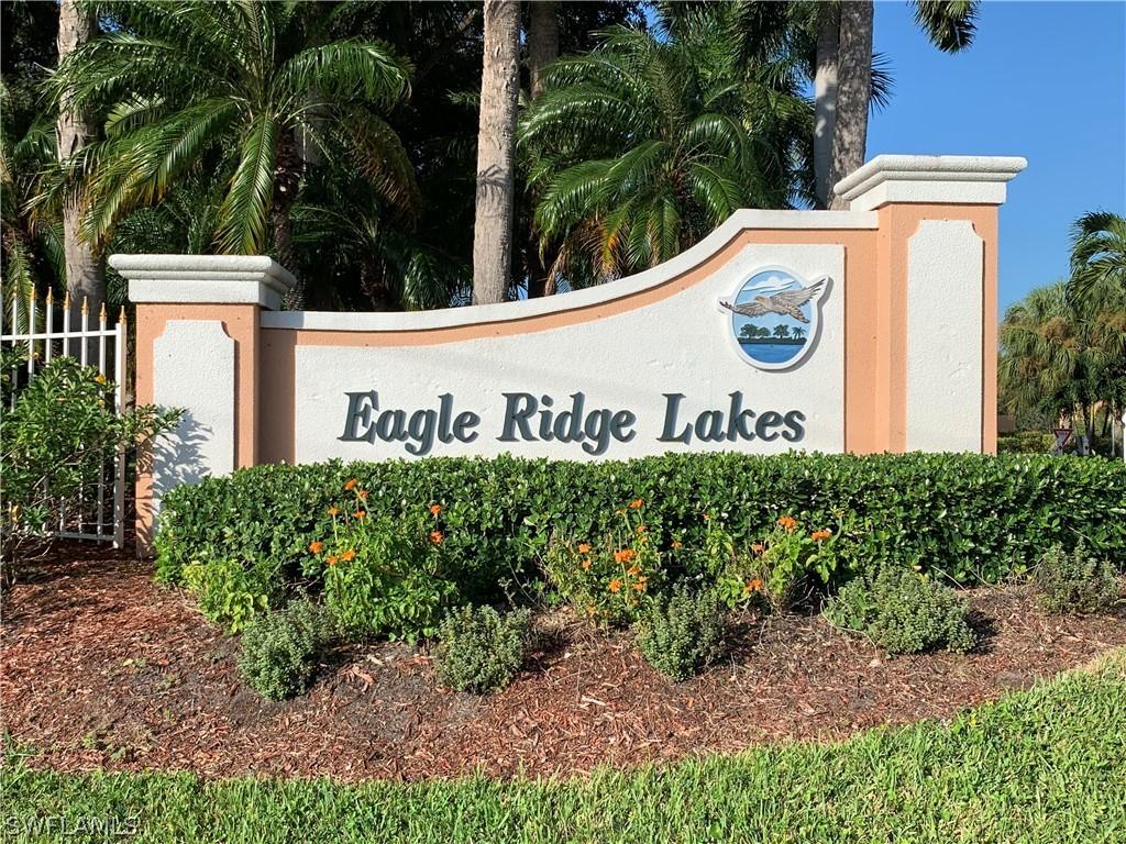 Eagle Ridge Lakes, Fort Myers, florida