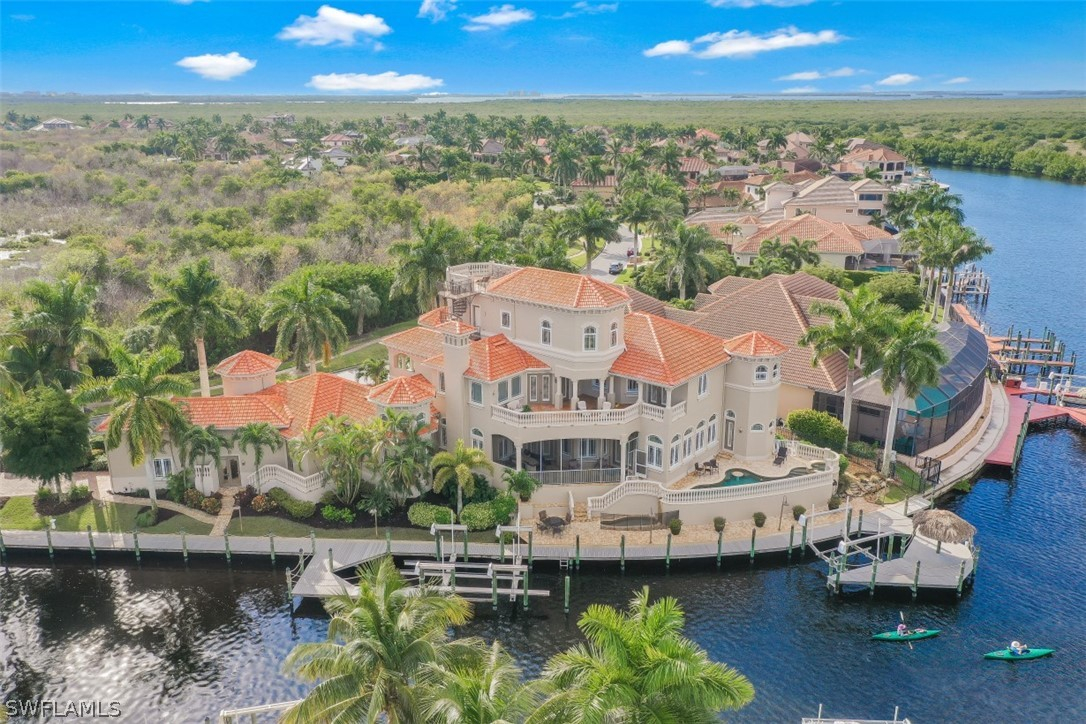 Cape Harbour, Fort Myers, Florida Real Estate