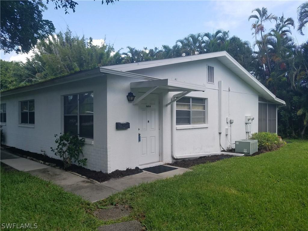 Hyde Park Condominium, NAPLES, florida
