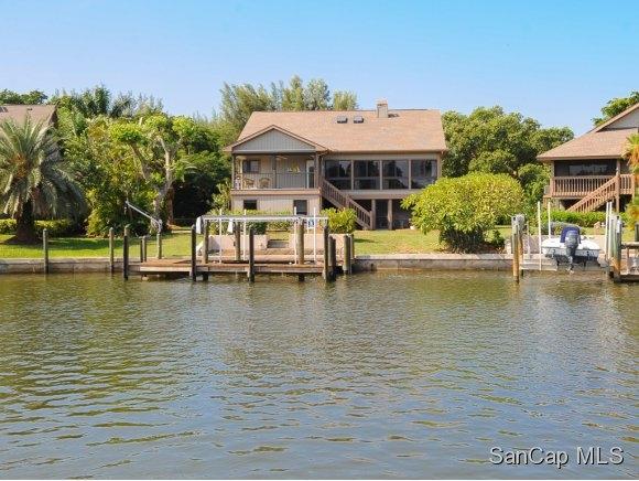 Harbour Cottages, Sanibel, Florida Real Estate