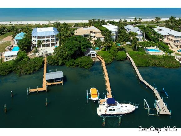 John R. Dickeys, Captiva, Florida Real Estate