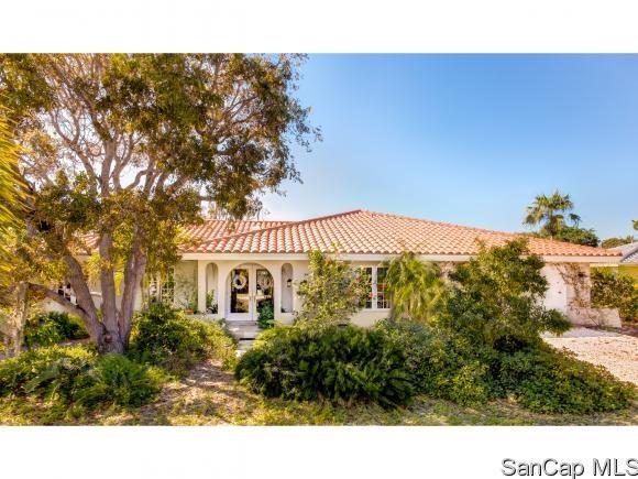 Anchors Aweigh, Sanibel, Florida Real Estate