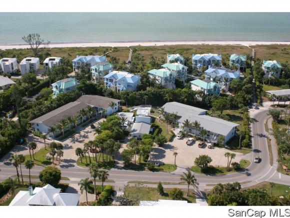 Colonnades, Sanibel, Florida Real Estate