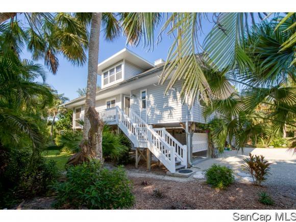 Periwinkle Pines, Sanibel, Florida Real Estate