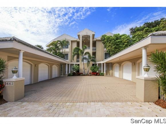 Heron at The Sanctuary, Sanibel, Florida Real Estate