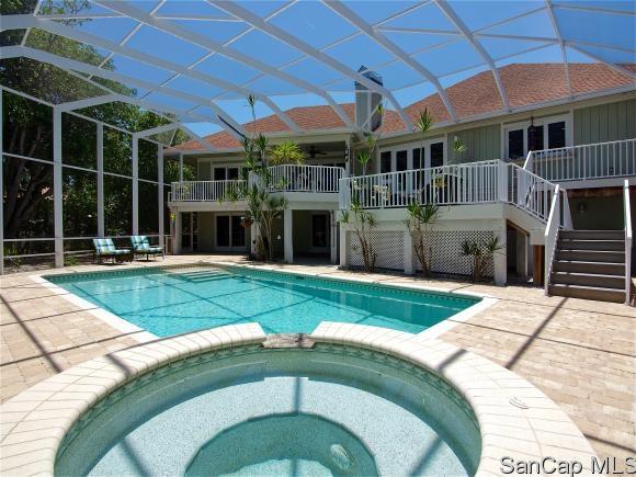 Lake Murex, Sanibel, Florida Real Estate