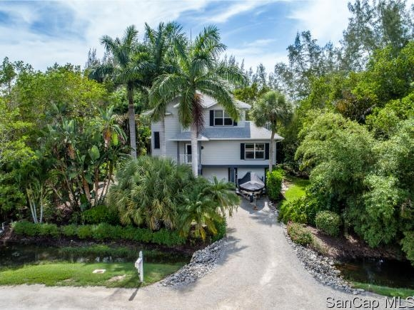 Sanibel Center, Sanibel, Florida Real Estate