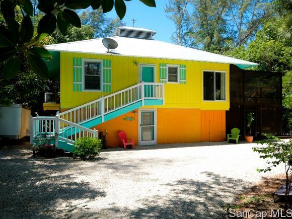 Sanibel Pines, Sanibel, Florida Real Estate