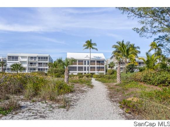 Blue Gulf, Sanibel, Florida Real Estate