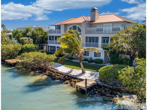 Water Shadows Sanibel Isles, Sanibel, Florida Real Estate