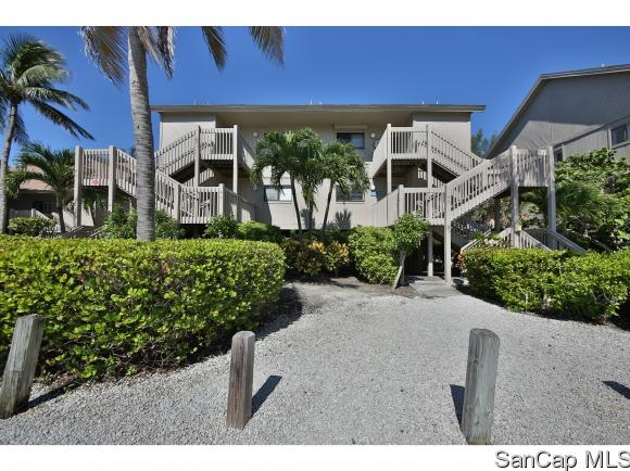 Beach Cottages, Captiva, Florida Real Estate